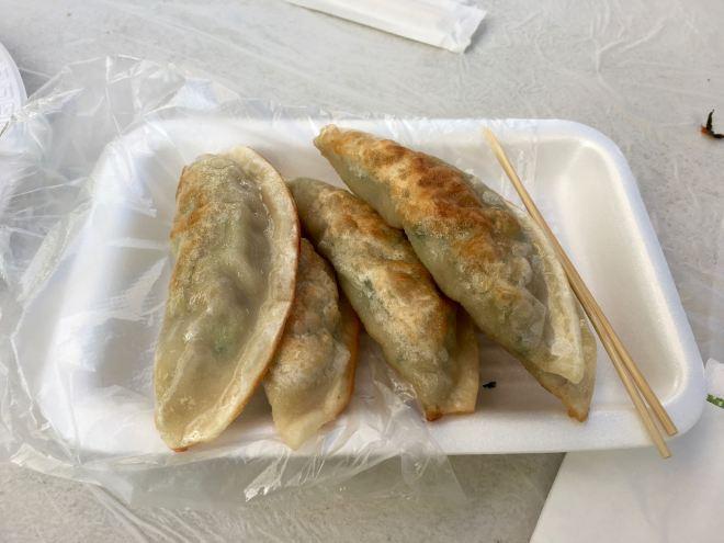 Delicious little dumplings