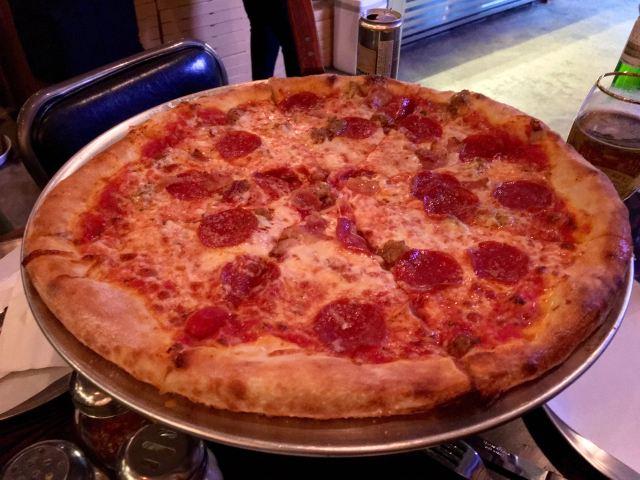 Gino's New York-style pizza